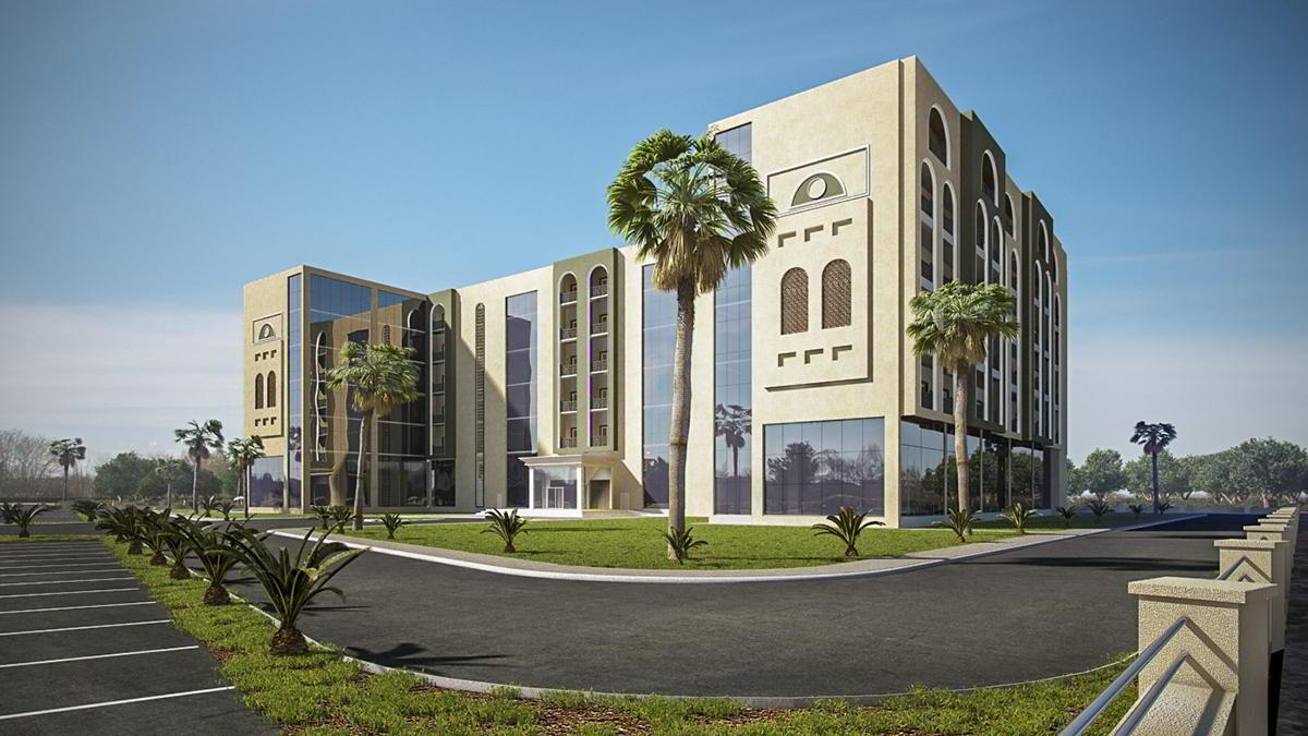 LIBYA HOSPITAL